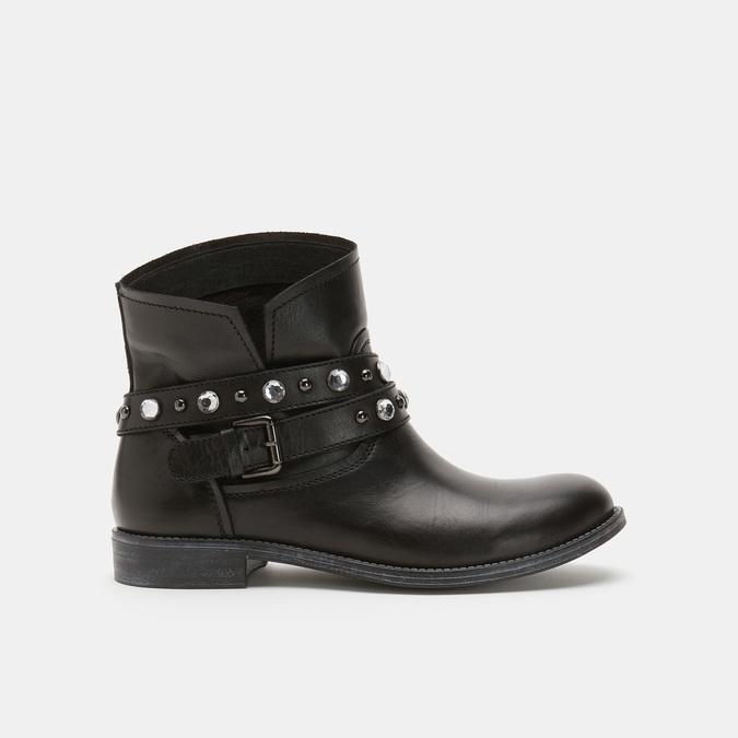 Chaussures Femme bata, Noir, 594-6856 - 13