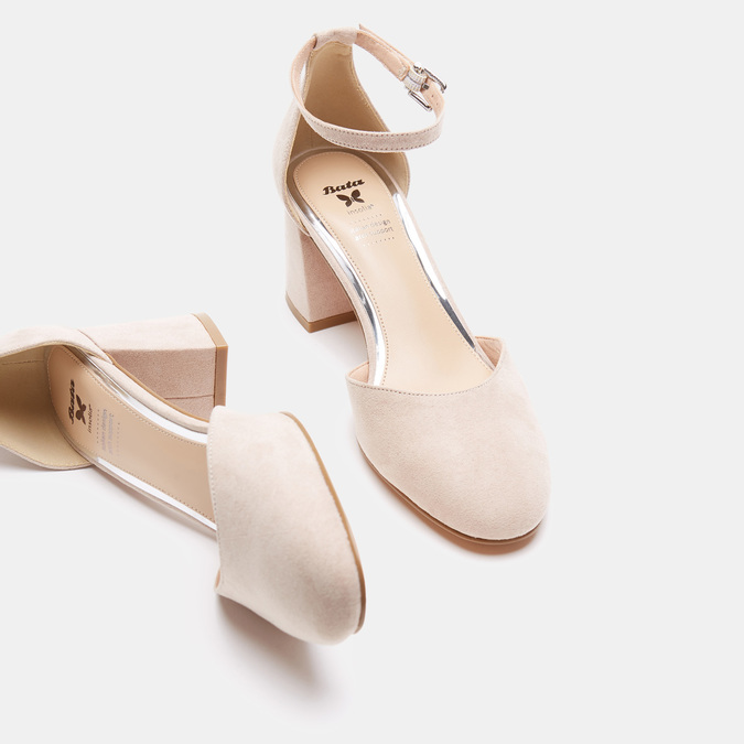 Chaussures Femme insolia, Beige, 629-8199 - 15