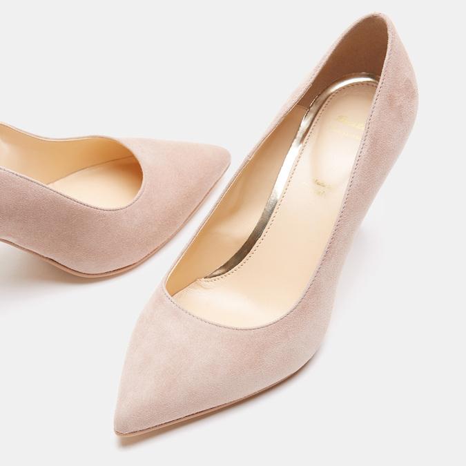 Chaussures Femme bata, Beige, 723-8212 - 19