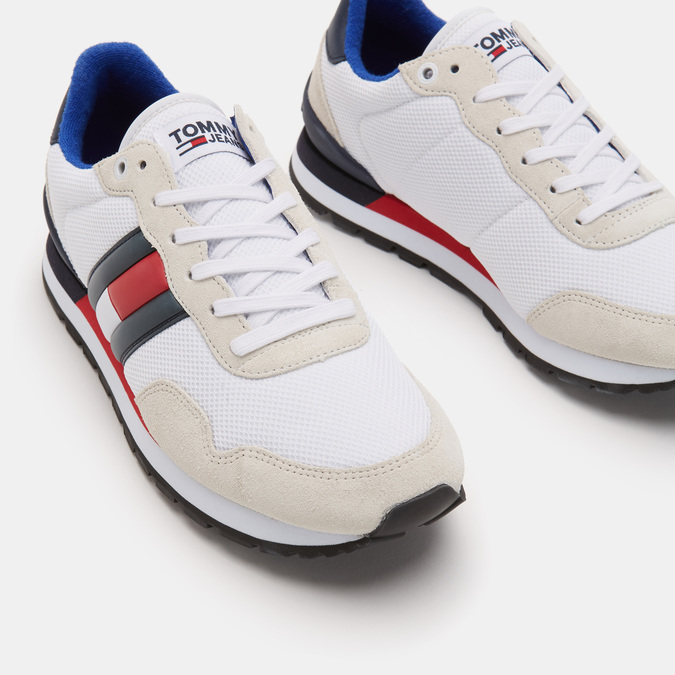 Chaussures Homme tommy-hilfiger, Blanc, 849-1852 - 17