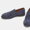 Chaussures Homme bata, Bleu, 813-9118 - 17