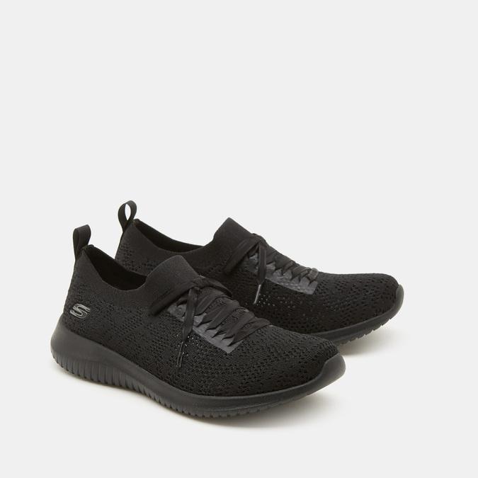 Chaussures Femme skechers, Noir, 509-6286 - 13