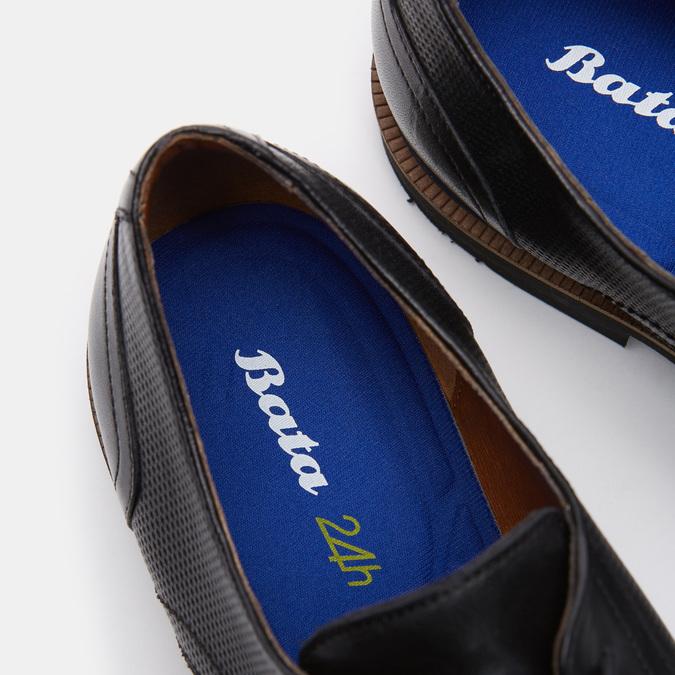 Chaussures Homme bata, Noir, 824-6118 - 16