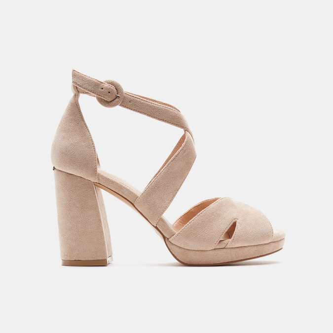 Chaussures Femme insolia, Rose, 769-5415 - 13