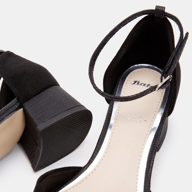 Chaussures Femme bata, Noir, 629-6210 - 19