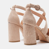 Chaussures Femme insolia, Rose, 769-5415 - 15
