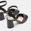 Chaussures Femme insolia, Noir, 764-6405 - 17