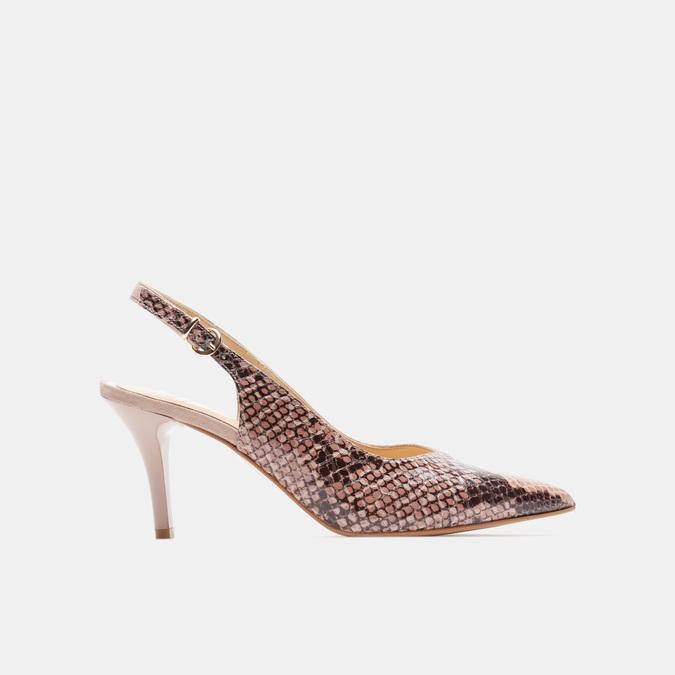 Chaussures Femme bata, Beige, 723-8412 - 13