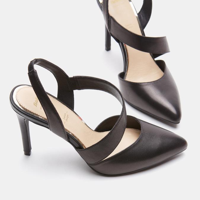 Chaussures Femme bata, Noir, 724-6351 - 17