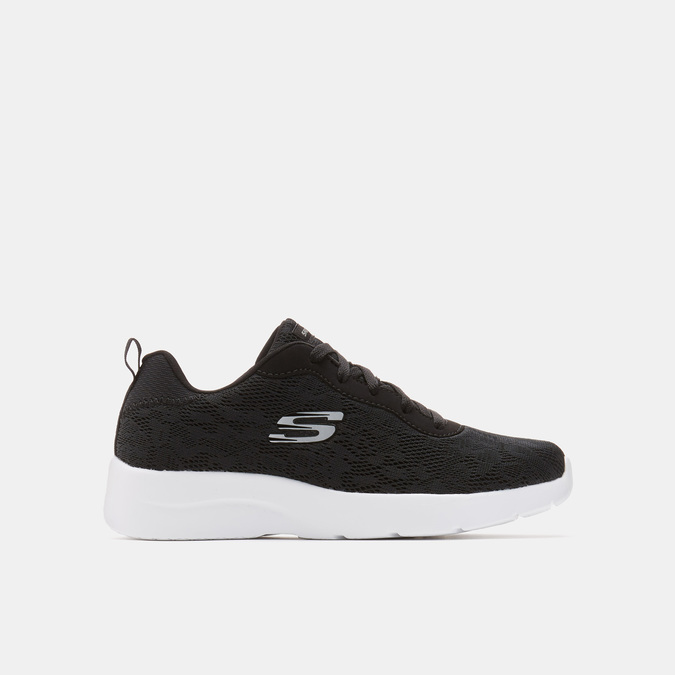 Chaussures Femme skechers, Noir, 509-6393 - 13