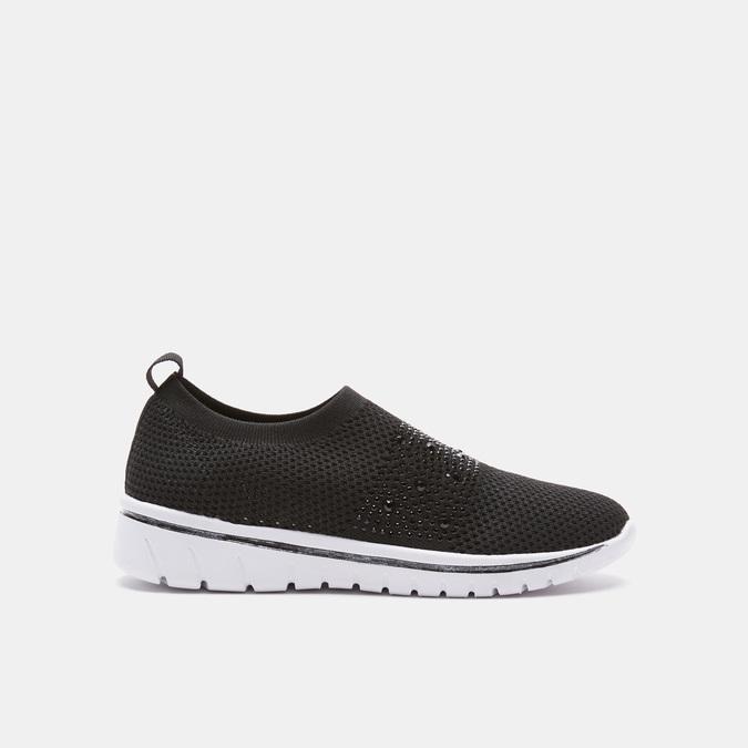 Chaussures Femme bata, Noir, 539-6165 - 13