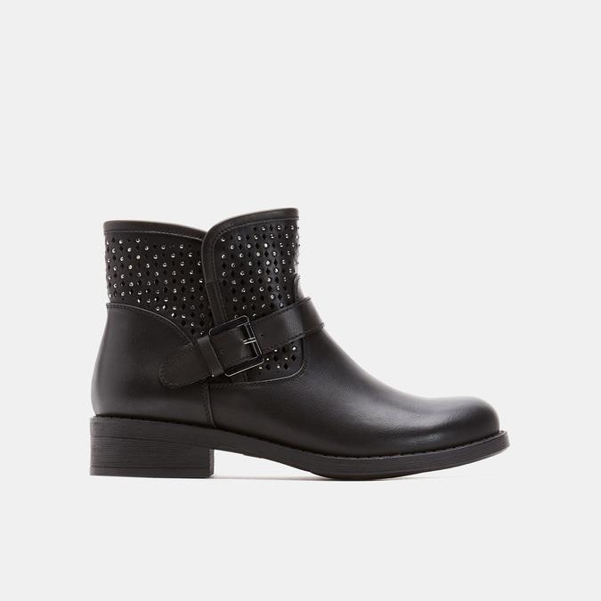 Chaussures Femme bata, Noir, 591-6166 - 13