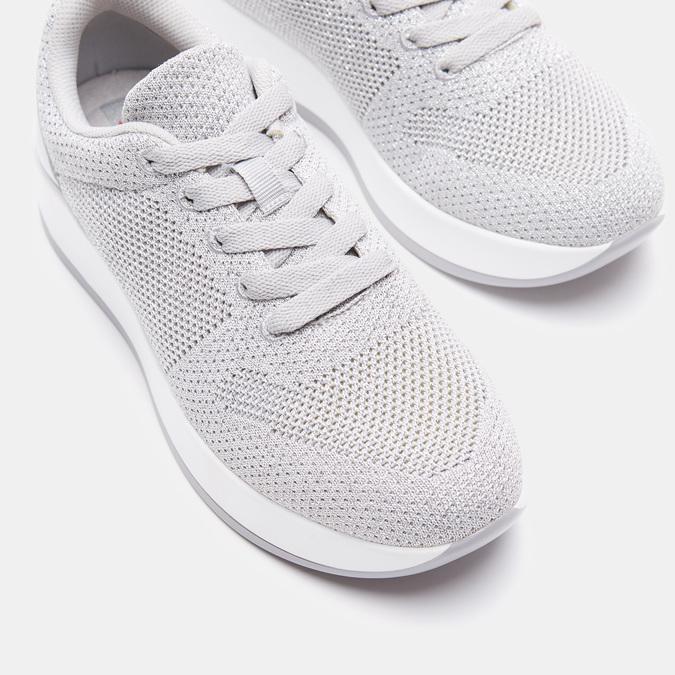 Chaussures Femme bata, Gris, 549-2561 - 16
