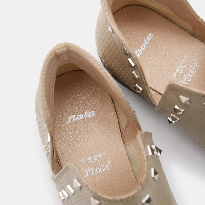 Chaussures Femme bata, Beige, 591-8103 - 16
