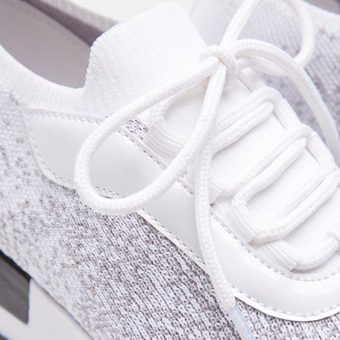 Chaussures Femme bata, Blanc, 549-1556 - 26