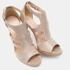 Chaussures Femme bata, Beige, 764-8391 - 15