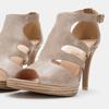 Chaussures Femme bata, Beige, 764-8391 - 17