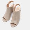 Chaussures Femme bata, Gris, 764-2369 - 16