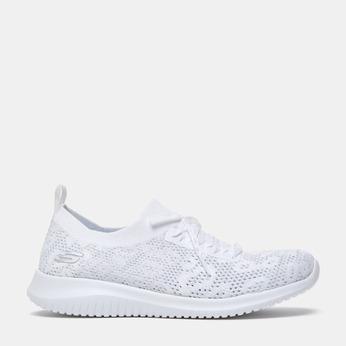 Chaussures Femme skechers, Blanc, 509-1286 - 13