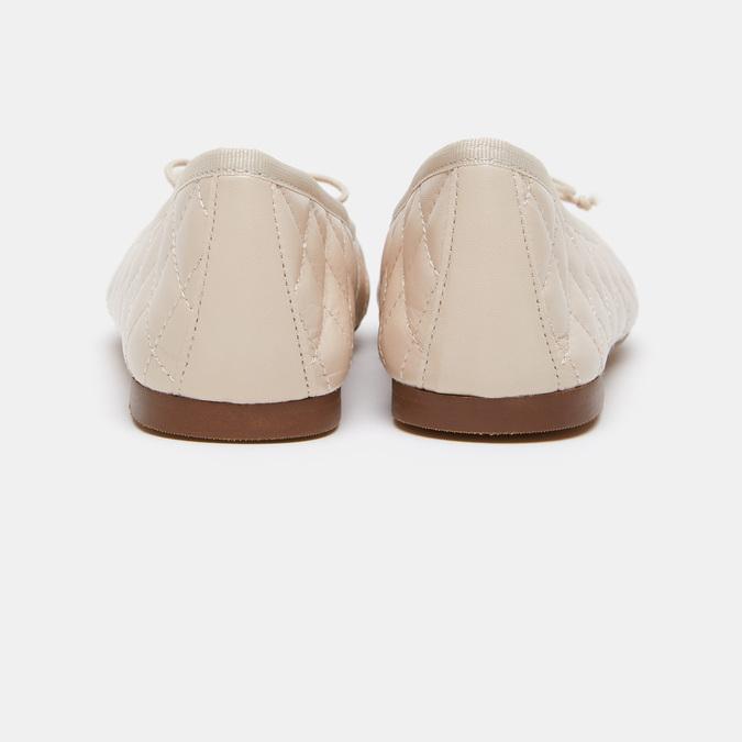 Chaussures Femme bata, Beige, 524-8455 - 17