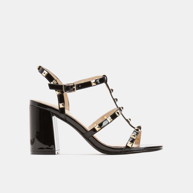 Chaussures Femme bata, Noir, 761-6439 - 13