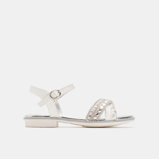 Chaussures Enfant mini-b, Blanc, 361-1360 - 13