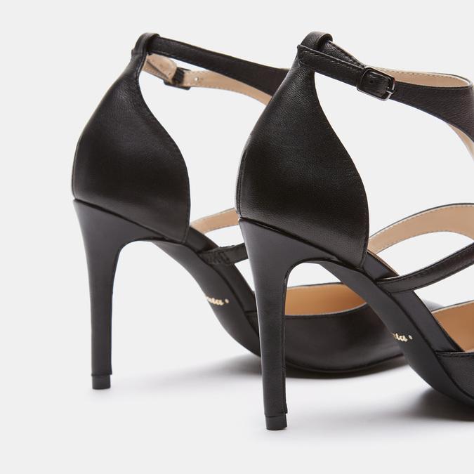 Chaussures Femme bata, Noir, 724-6365 - 16