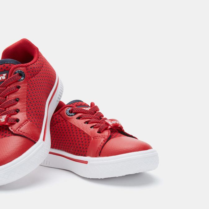 Chaussures Enfant levis, Rouge, 219-5128 - 15