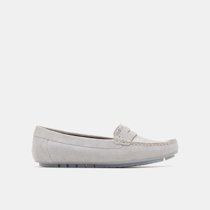 Chaussures Femme bata, Gris, 513-2221 - 13