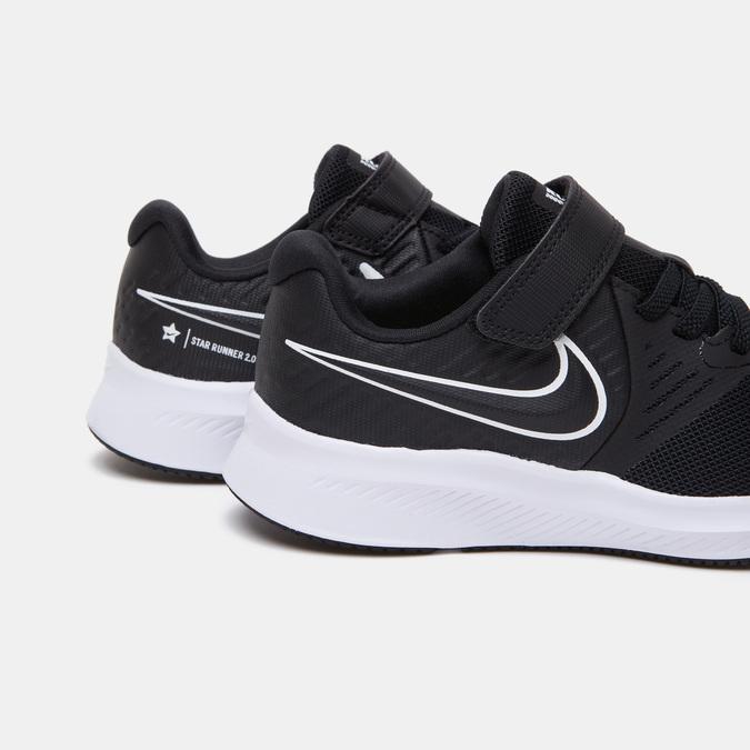 Chaussures Enfant nike, Noir, 301-6239 - 16