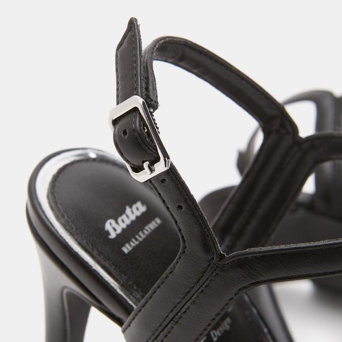 Chaussures Femme bata, Noir, 761-6432 - 16