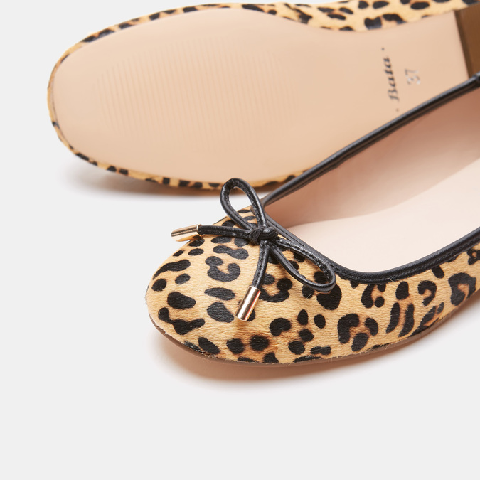 Chaussures Femme bata, Jaune, 524-8367 - 17