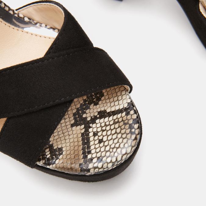 Chaussures Femme bata, Noir, 769-9466 - 26