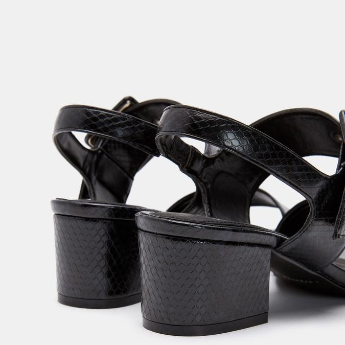 Chaussures Femme bata, Noir, 661-6211 - 17