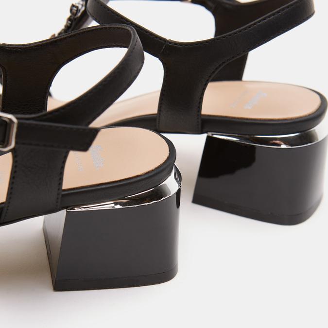 Chaussures Femme bata, Noir, 661-6385 - 16
