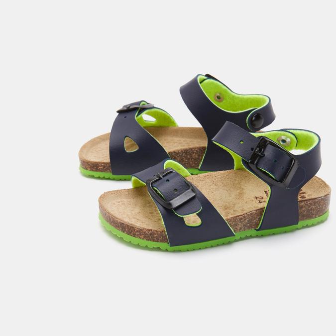 Chaussures Enfant mini-b, Bleu, 261-9255 - 17