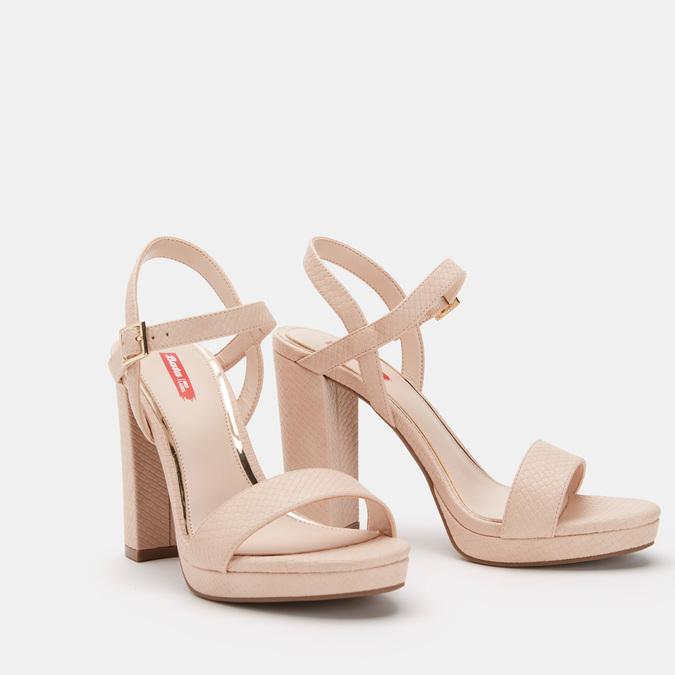 Chaussures Femme bata-rl, Rose, 761-5665 - 16