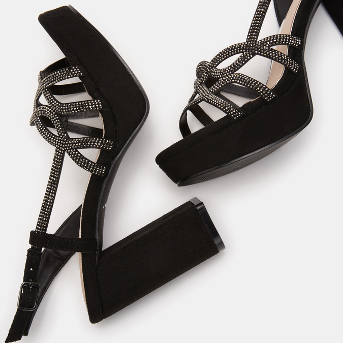 Chaussures Femme bata, Noir, 769-6431 - 17