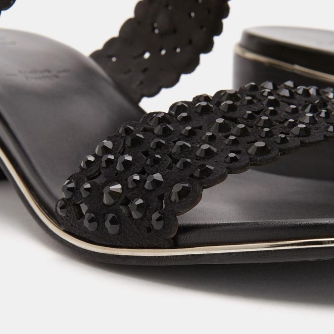 Chaussures Femme bata, Noir, 669-6281 - 26