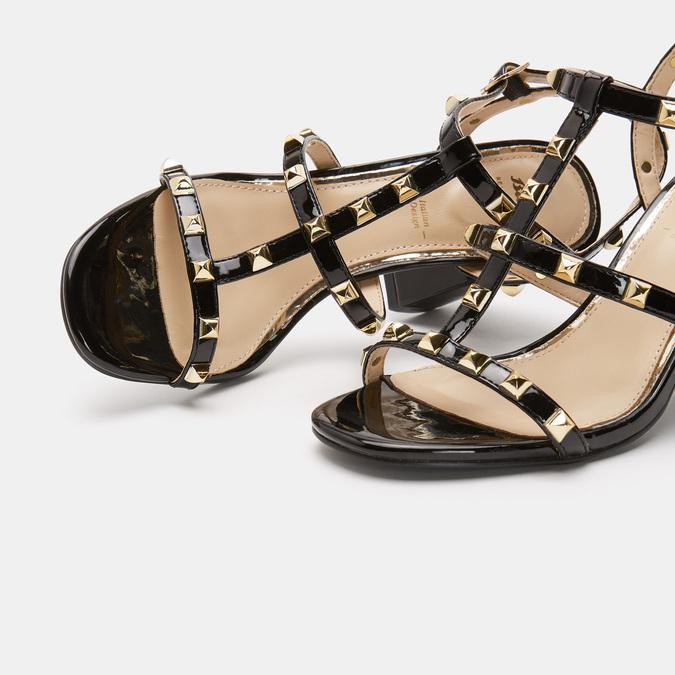 Chaussures Femme bata, Noir, 761-6439 - 15