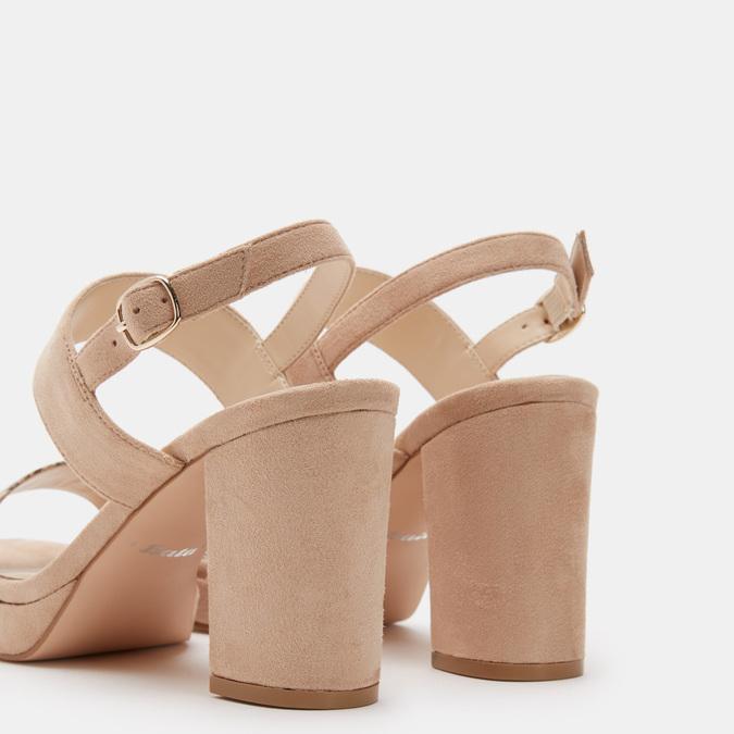 Chaussures Femme bata, Beige, 769-3221 - 17