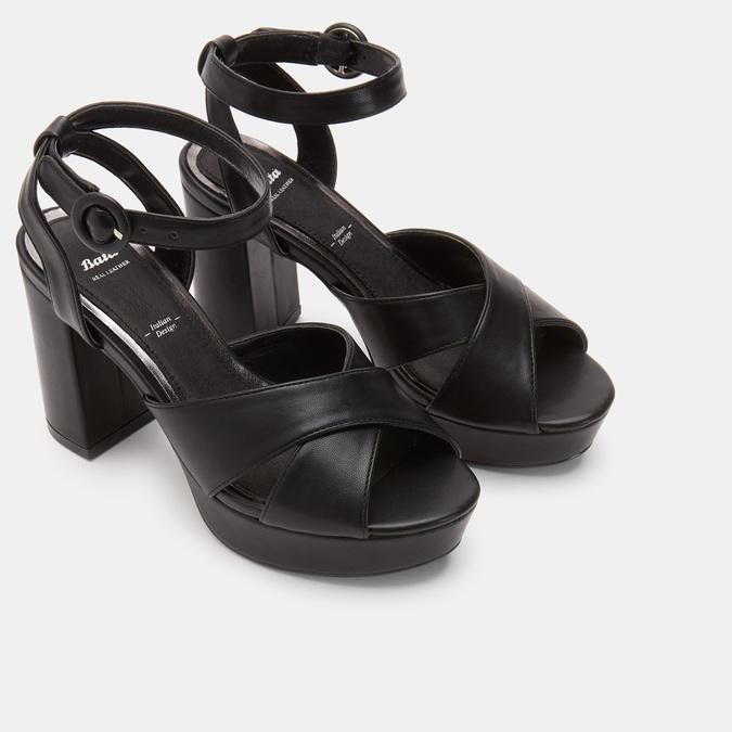 Chaussures Femme bata, Noir, 761-6470 - 16