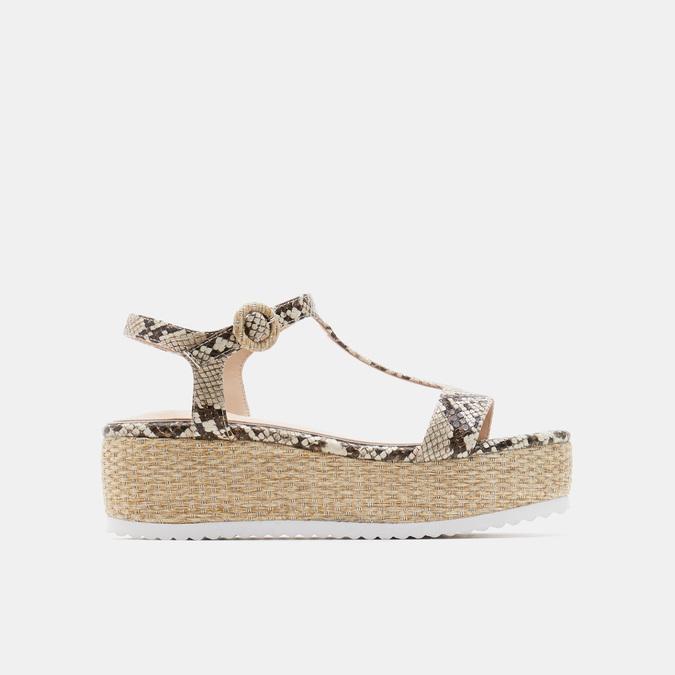 Chaussures Femme bata, Beige, 761-8771 - 13