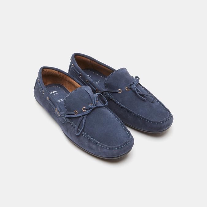 Chaussures Homme bata, Bleu, 813-9132 - 16