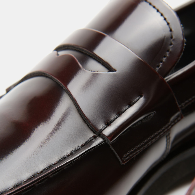 Chaussures homme bata, Rouge, 814-5177 - 16