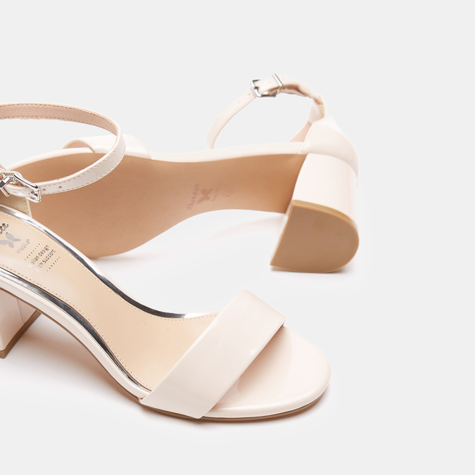 Chaussures Femme insolia, Beige, 761-8402 - 17
