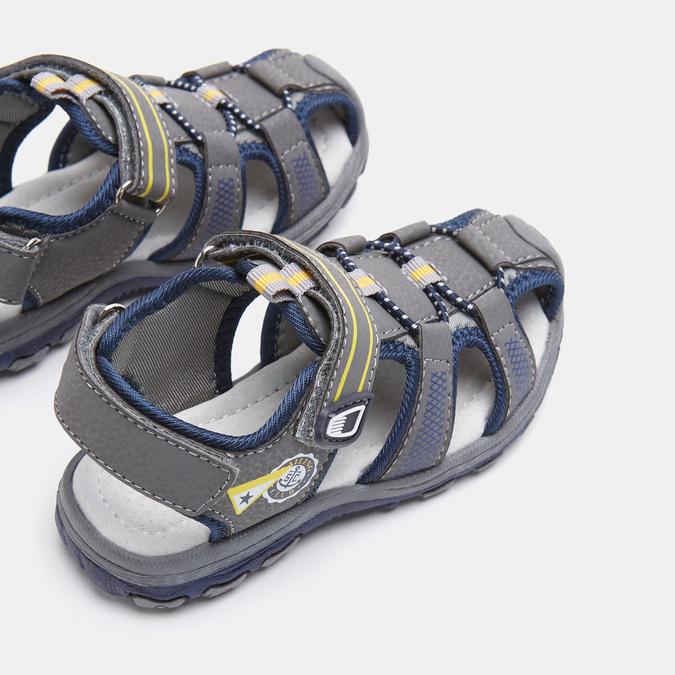 Chaussures Enfant mini-b, Gris, 261-2156 - 15