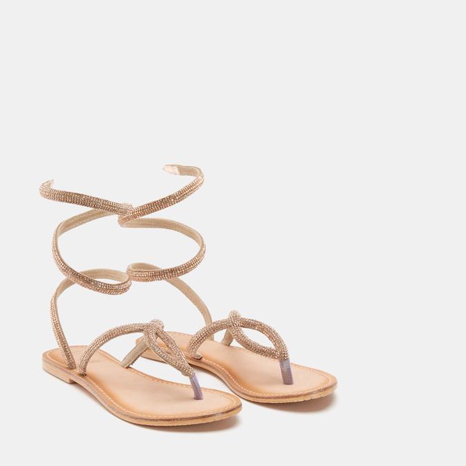 Chaussures Femme bata, Beige, 564-8708 - 17