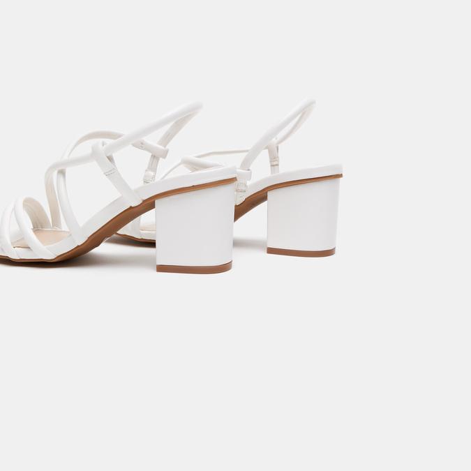 Chaussures Femme bata-rl, Blanc, 761-1482 - 17
