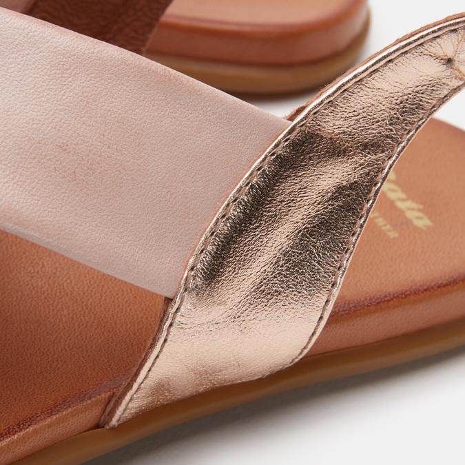 Chaussures Femme bata, Rose, 564-5712 - 26